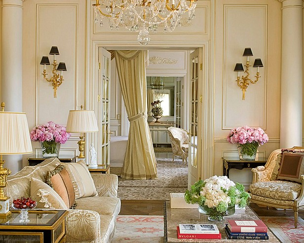 French Decorating  Ideas  DECORATING  IDEAS