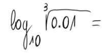 Logaritmo decimal 2