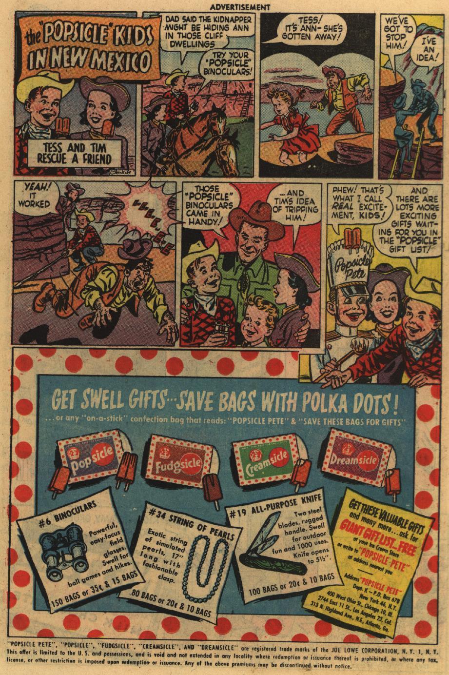 Strange Adventures (1950) issue 11 - Page 35