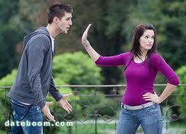 vier regels van relatieve dating