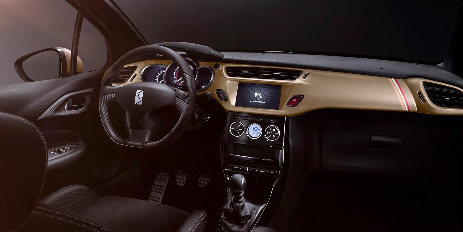 CL%2B16.002.001 Στο Σαλόνι Αυτοκινήτου της Γενεύης η παγκόσμια πρεμιέρα για το DS 3 PERFORMANCE & DS 3 Cabrio PERFORMANCE των 208 ίππων ds 3, DS 3 PERFORMANCE, DS 4, DS 4 Crossback, DS 5, DS Automobiles, Virtual Garage, Σαλόνι Αυτοκινήτου, Σαλόνι Αυτοκινήτου της Γενεύης