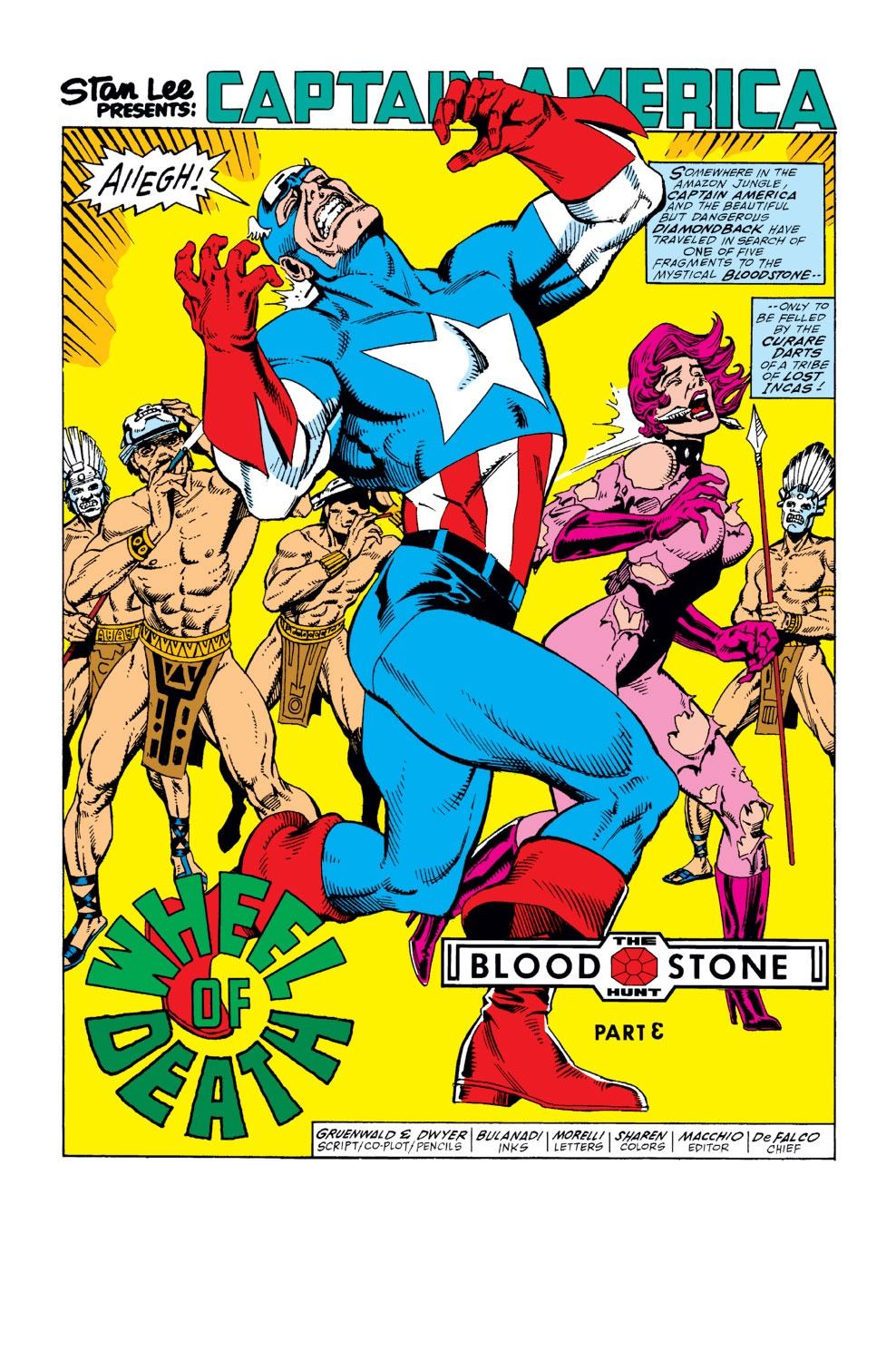 Captain America (1968) Issue #359 #292 - English 2