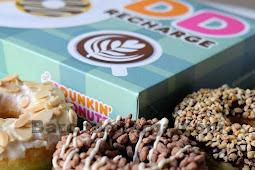 Harga Promo Dunkin Donuts Terbaru Juni 2018