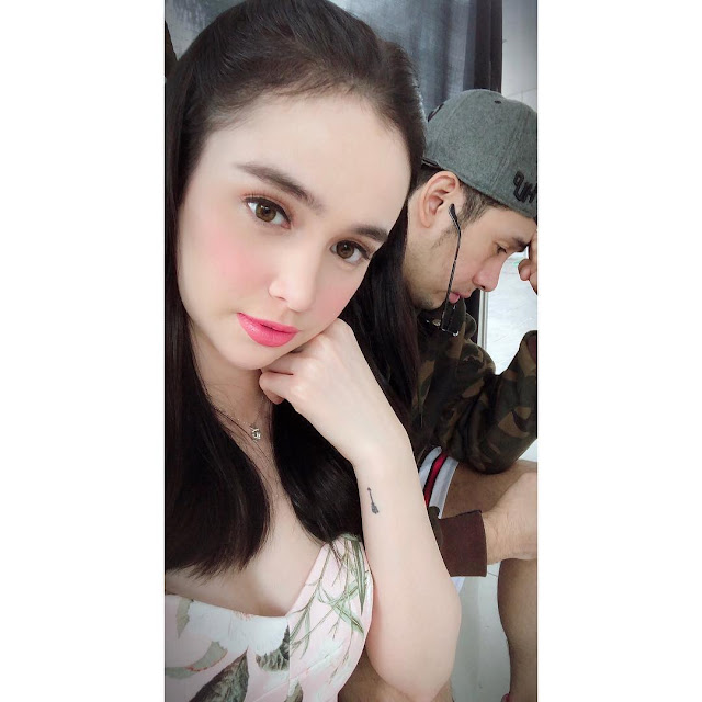 the man that captured the heart of Kim Domingo.