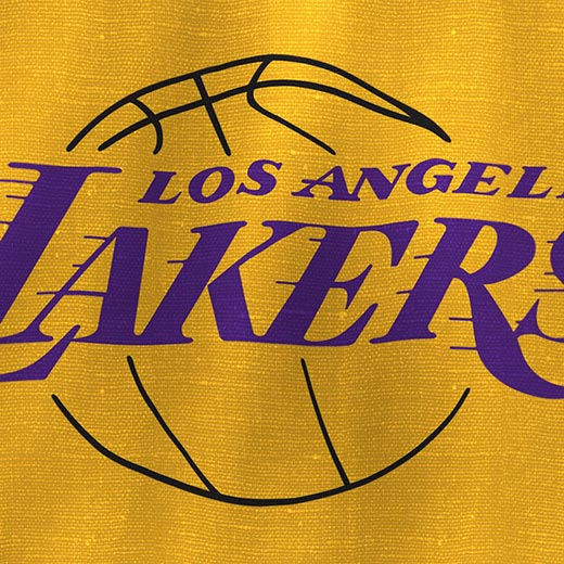Los Angeles Lakers Flag Wallpaper Engine