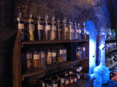 Harry Potter studios Tour London