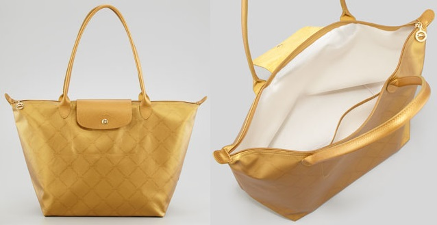 c432edaa1a17 I Want Bags backup: Longchamp LM Long Handle/ Medium - Gold