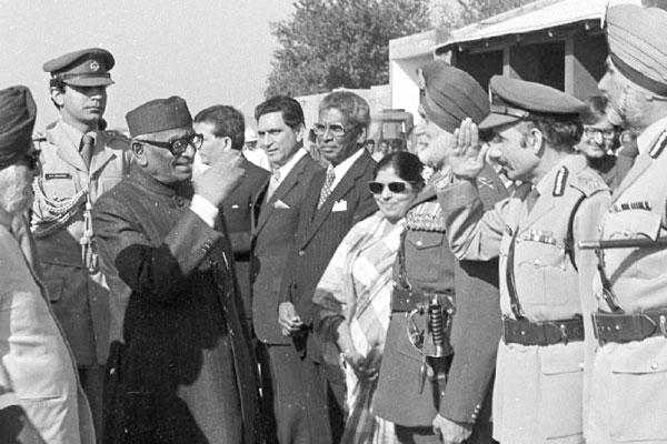 नीलम संजीव रेड्डी | भारत के छटे राष्ट्रपति | जीवनी |
