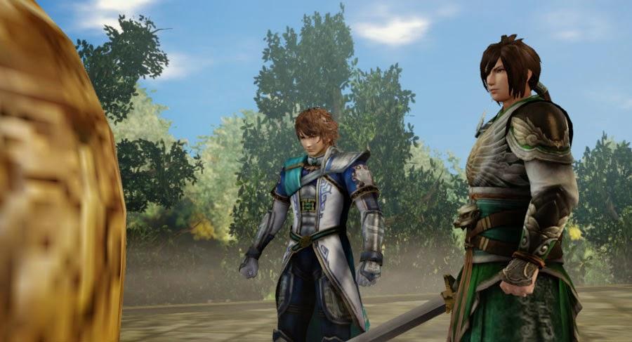 เกียงอุยและจงโฮย สาบานเป็นพี่น้องกัน