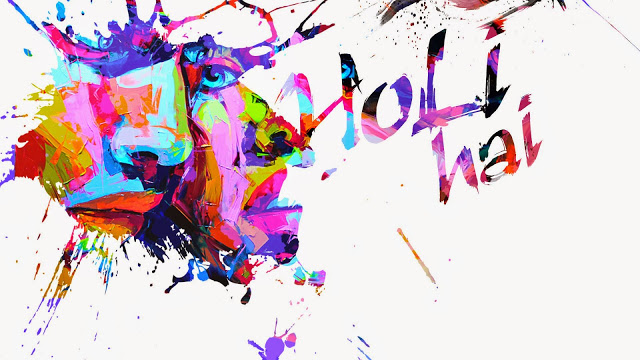 Holi Festival HD Wallpaper
