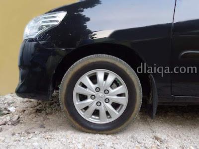 Rotasi Ban Toyota Kijang Innova
