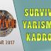 Survivor 2017 Yarışmacıları Kimler?