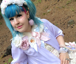 magic sweet fashion fawn fairy kei kawaii pretty cute