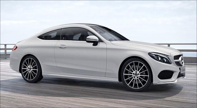 Mercedes C300 Coupe 2019