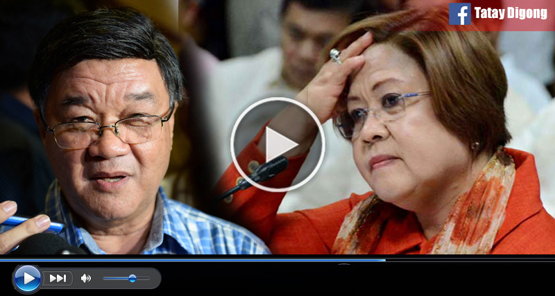 WATCH: Mga saksi vs. Sen. De Lima, kinakalap ng DOJ