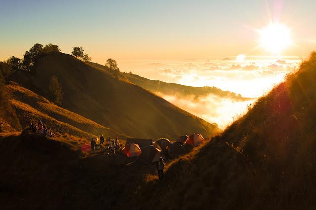 Rinjani Sharing Group Trekking Package