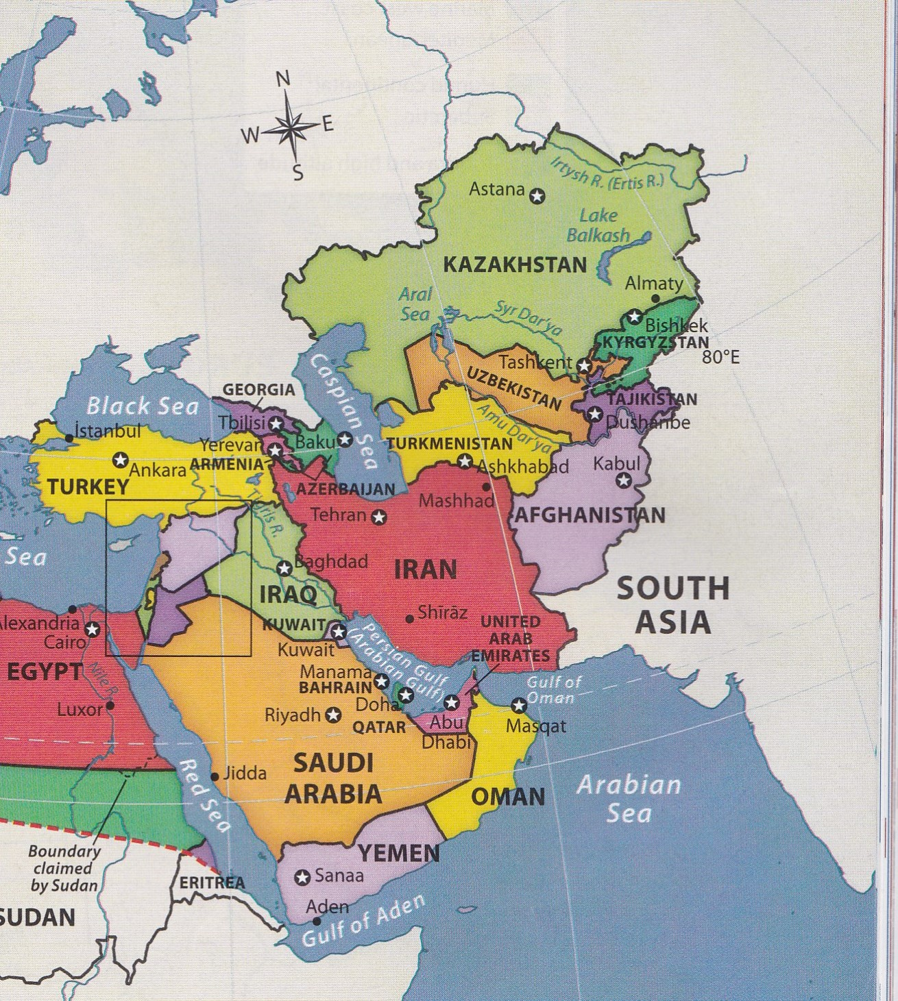 South western asia map full hd maps locations another world usa map large south west asia map large world map map of southwest usa map large south west asia map large world map map of southwest asia image of gumiabroncs Images
