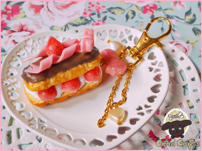 http://cirriacrafts.blogspot.de/2015/02/how-to-make-eclairs-with-kutsuwa-mold.html