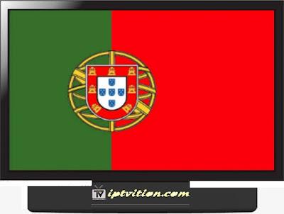IPTV Portugal m3u Channels_Updated_Date