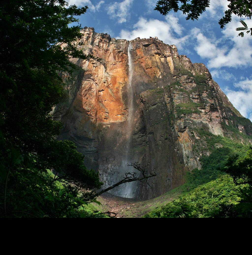 World's Highest Waterfall
