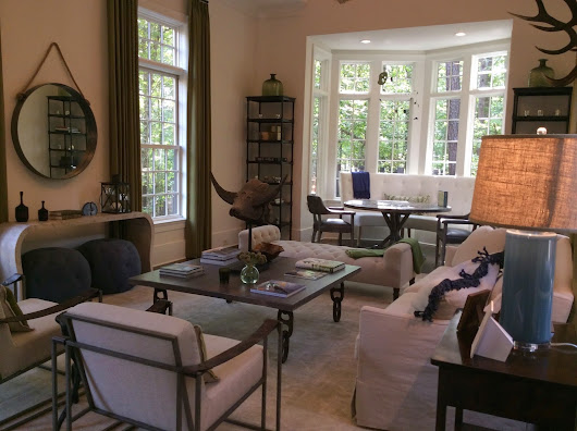 Atlanta Homes and Lifestyles Serenbe Designer Showhouse