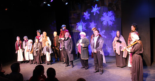 Pendragon Theatre's A Christmas Carol Is the Perfect Mix of Holiday Spirit