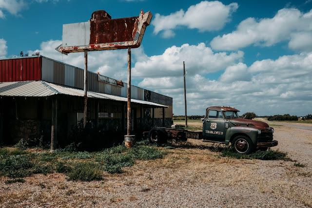 Route 66, Texas