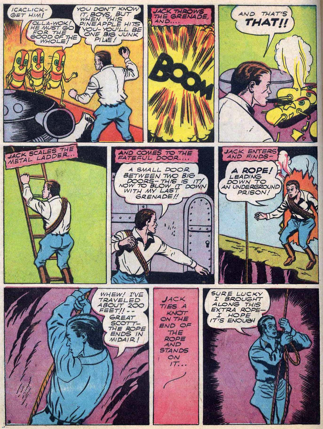 Read online All-American Comics (1939) comic -  Issue #24 - 40