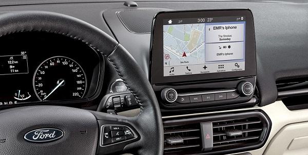 Ford Ecosport Interior 2019