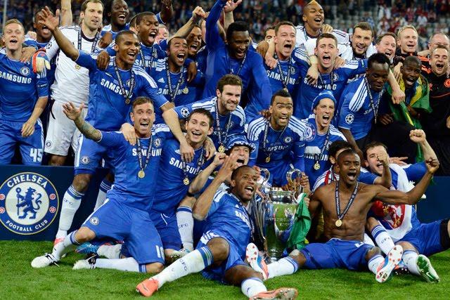 RATIBA YA UEFA CHAMPIONS LEAGUE WIKI HII
