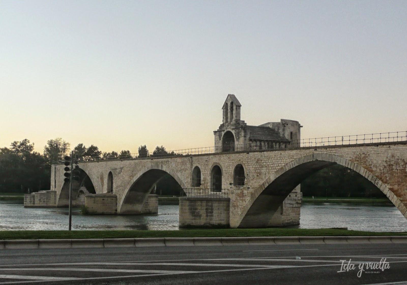 Puente de Avigon