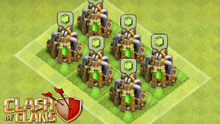 clash of clans cheat apk