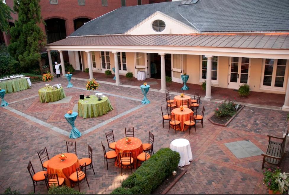Decatur House on Lafayette Square Wedding Venue