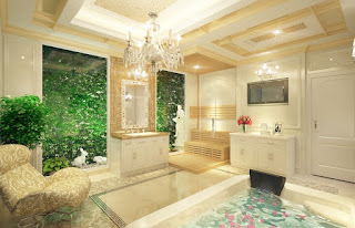 Chuyên sửa chữa lắp đặt bồn tắm xông hơi tại nhà