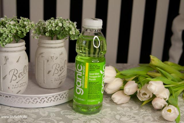 ganic - Vitamin Water