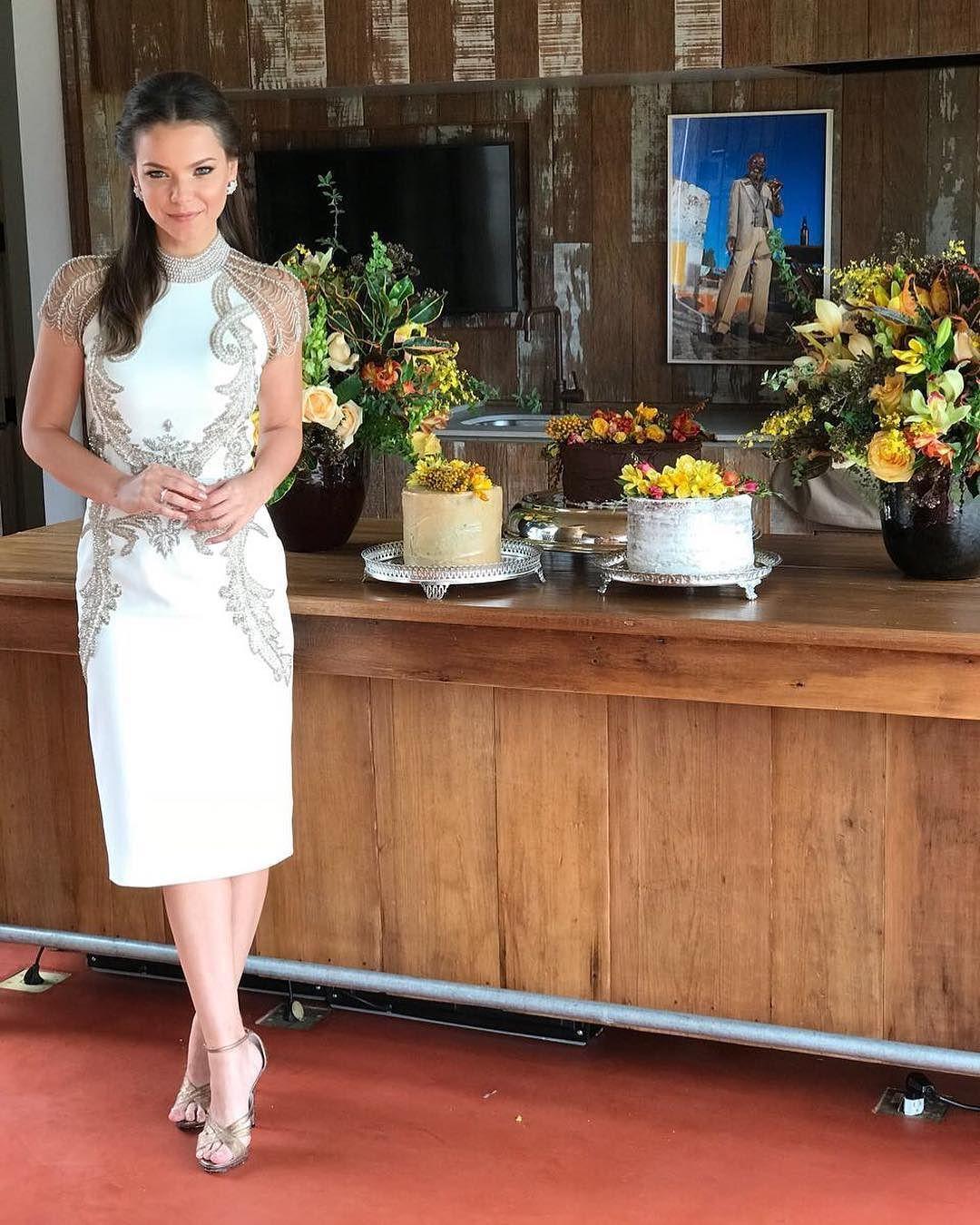 vestido de noiva milena toscano 2018