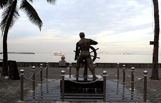 Manila Bay / Baywalk Coming Back To Life For Holidays