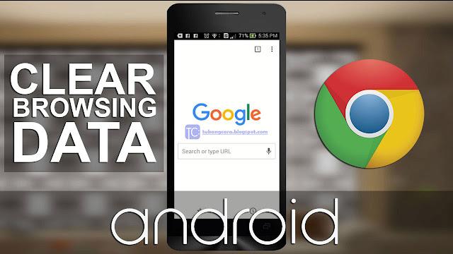 Cara Menghapus Riwayat Penelusuran Di HP Android