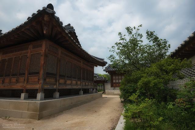 Сеул. Южная Корея. Путешествие. Дворец Кенбоккун