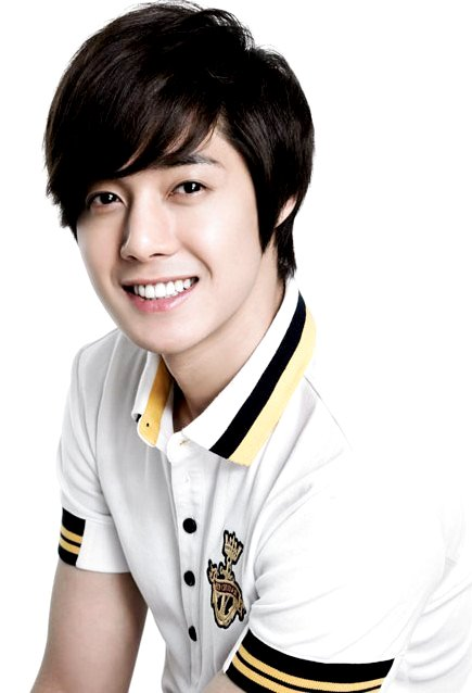 Foto de Kim Hyun Joong sonriendo