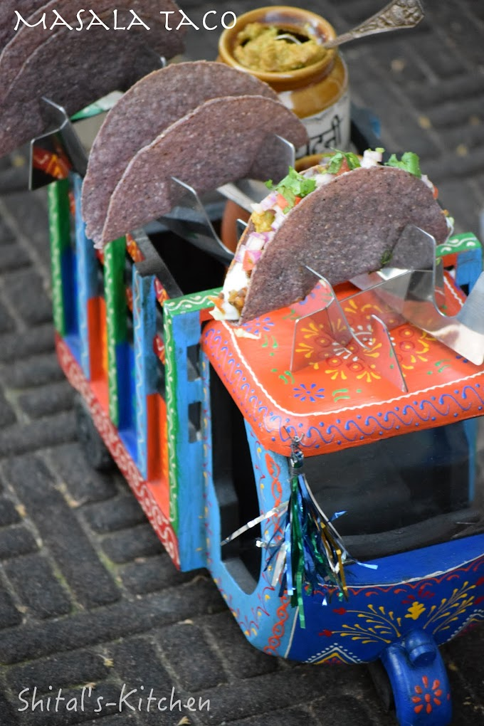 Masala Taco