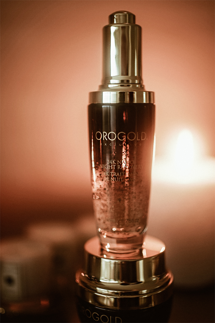 orogold 24k gold skincare nano review