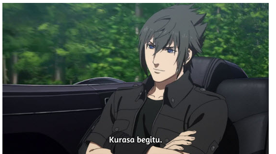Download Anime Brotherhood: Final Fantasy XV Episode 2 Subtitle Indonesia