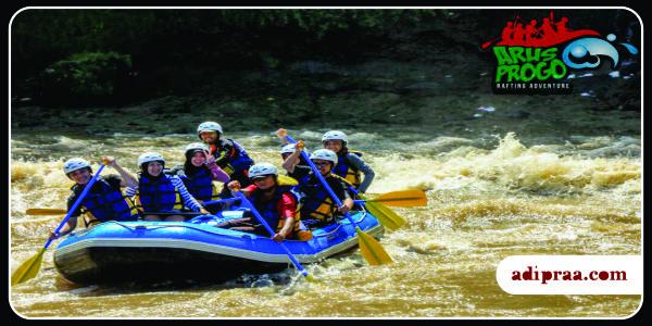 Pacu adrenalinmu arungi Sungai Progo! | adipraa.com