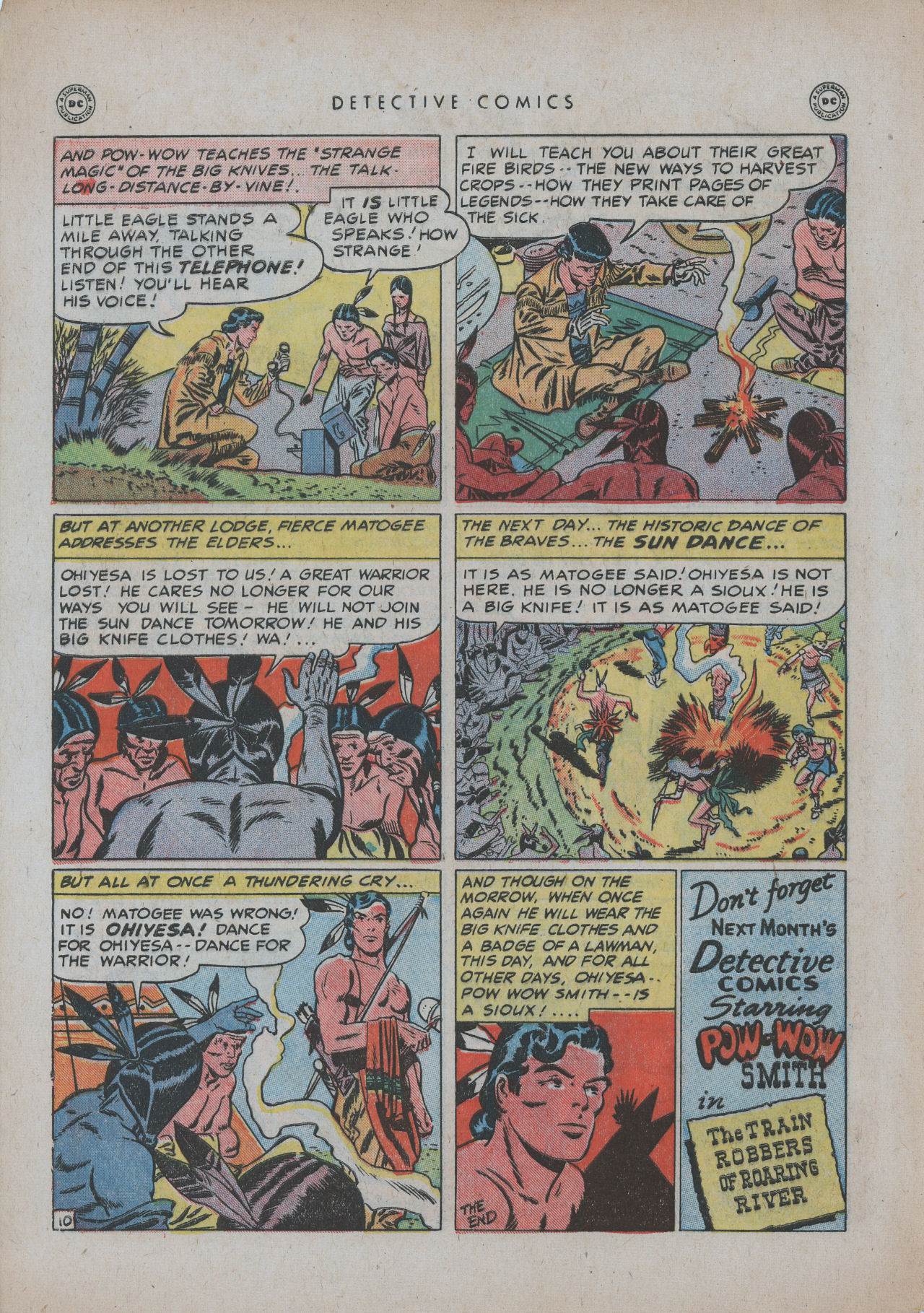 Detective Comics (1937) 151 Page 47
