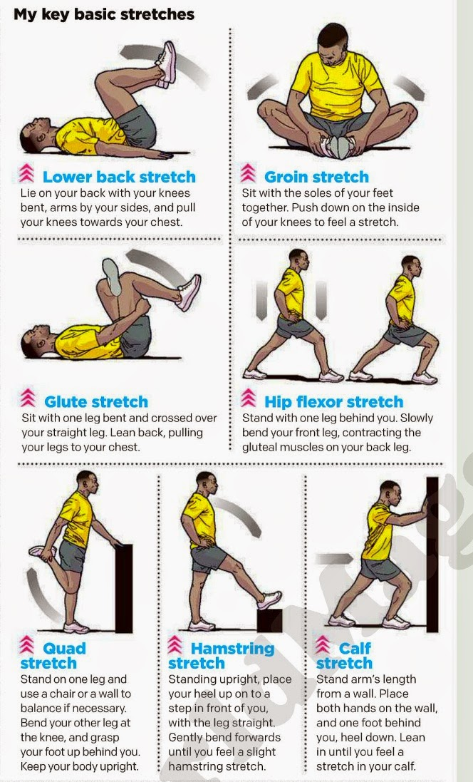 hover_share weight loss - my key basic stretches