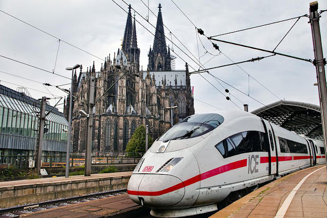 Comportamento na Alemanha