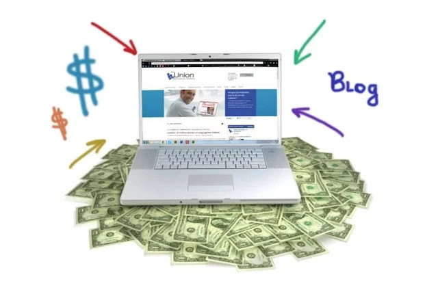 blogging way to make money online
