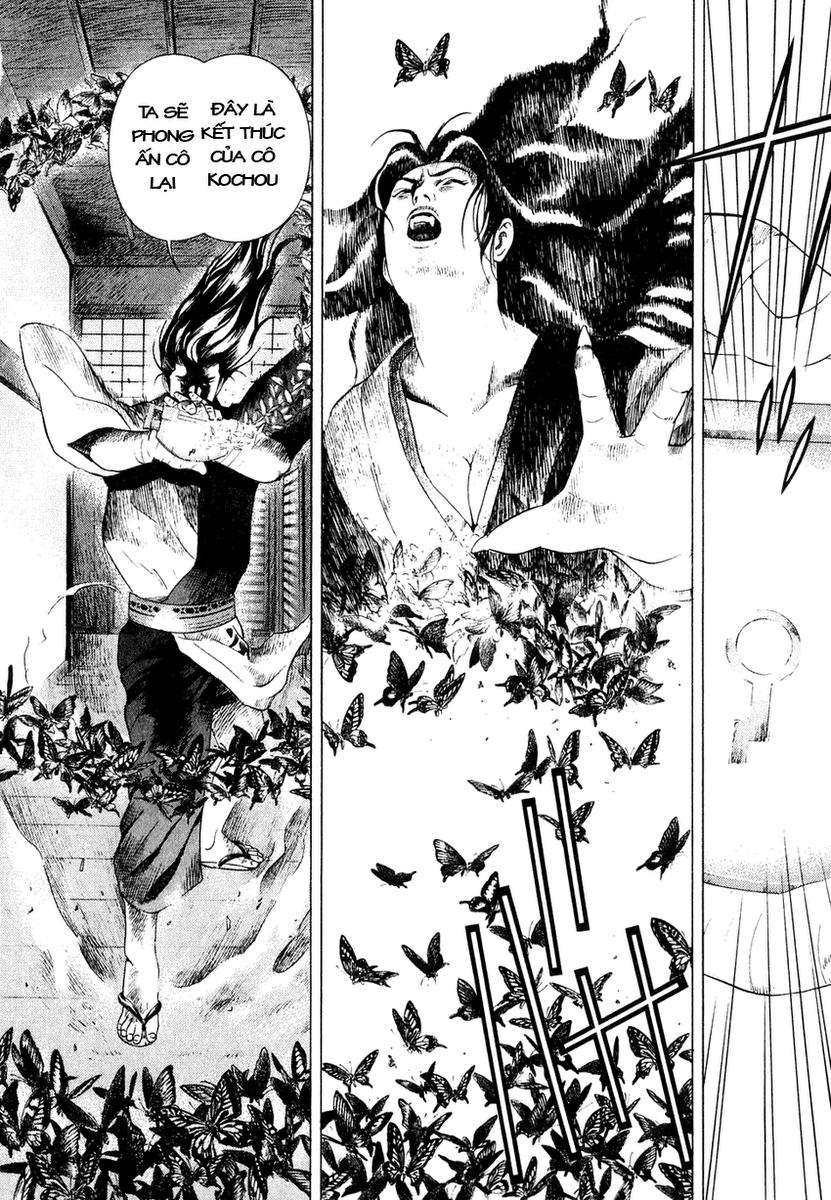 Yamikagishi chap 8 trang 23