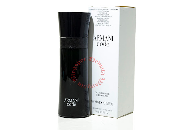 Armani Code Pour Homme Tester Perfume
